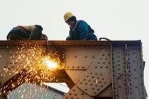 Демонтажные работы с металлическими конструкциями в Шелехове