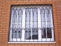Металлоконструкции, металлические решетки в Шелехове г.Шелехов