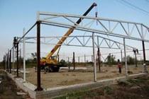 Восстановление геометрии металлоконструкций в Шелехове и усиление зданий г.Шелехов